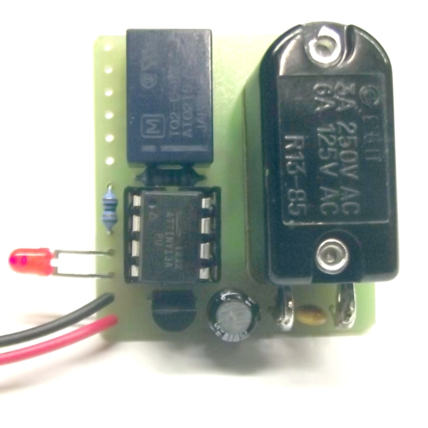 AVR relay bypass with TA